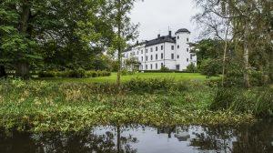 Ett vitt stort hus, behandlingshem